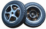 FCC Electric Scooter Parts 17 Inch Tires / Wheels for Off Road City Two Wheel Self Balancing Electric Scooter