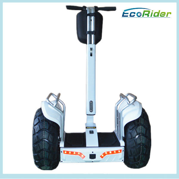 Security Self Balancing Scooters / Stand Up Scooter Electric Chariot X2