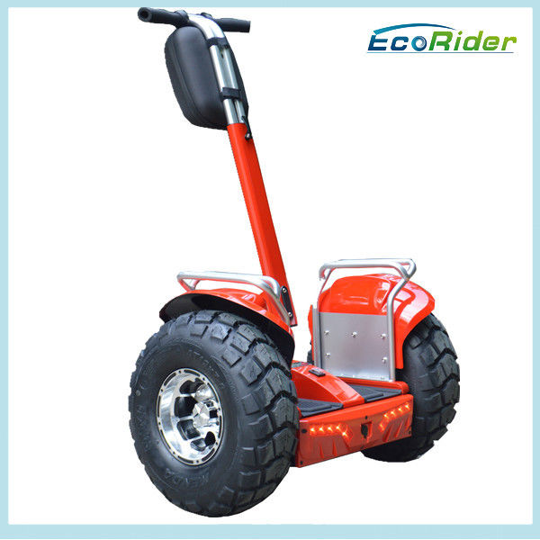 Outdoor Electric Chariot Scooter Segway Human Transporter Brush DC Motor Power