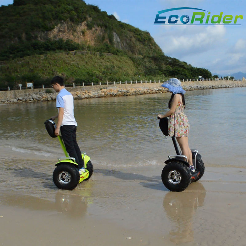 Self Balance Personal Transporter Scooter / Electric Off Road Scooters For Adults
