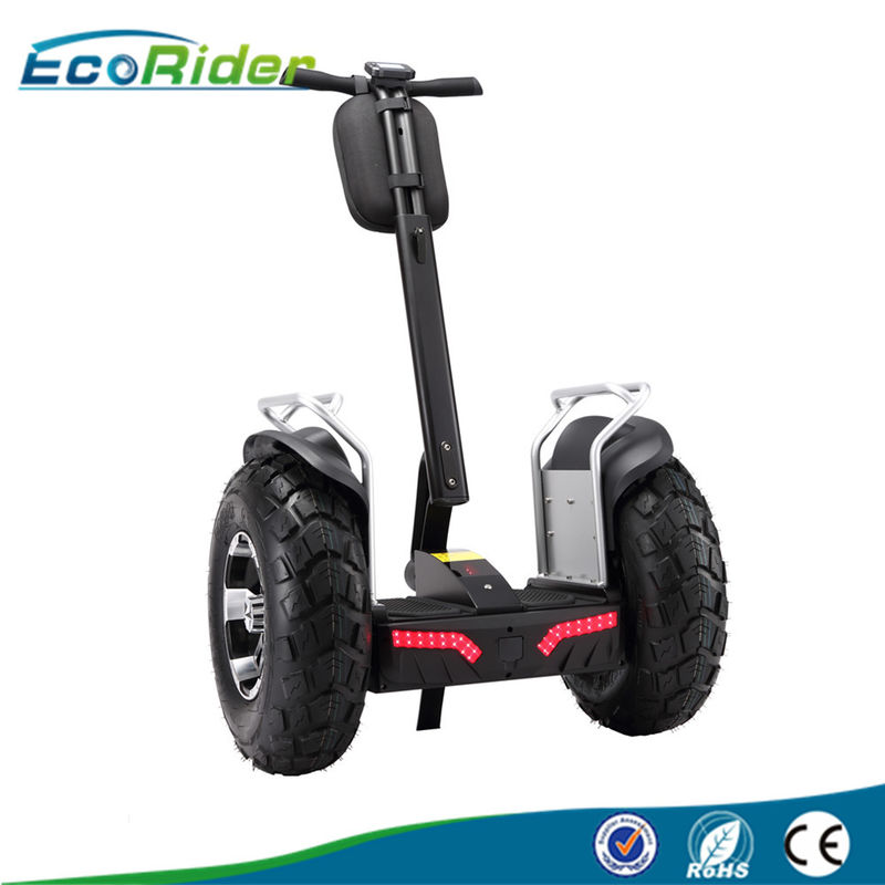 Personal Transporter Segway Electric Scooter With 4000 Watt Max Power , APP Controlled