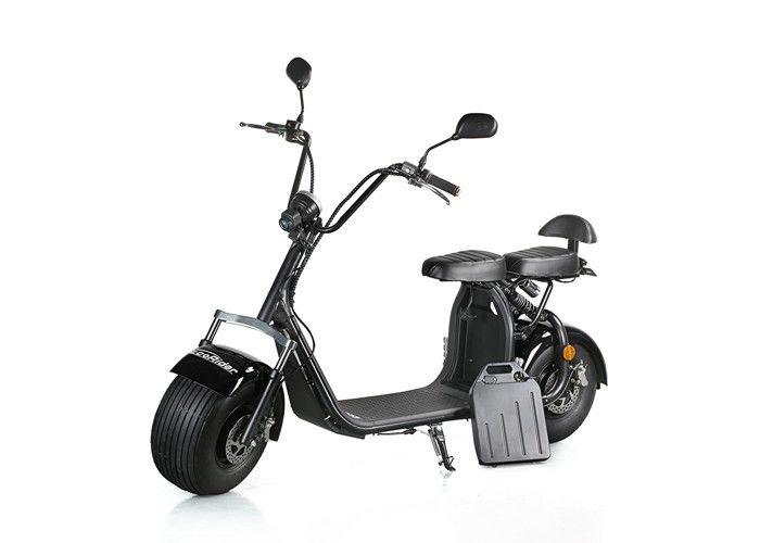 1000W 60V Citycoco Harely Electric Scooter / Two Wheels Electric Scooter