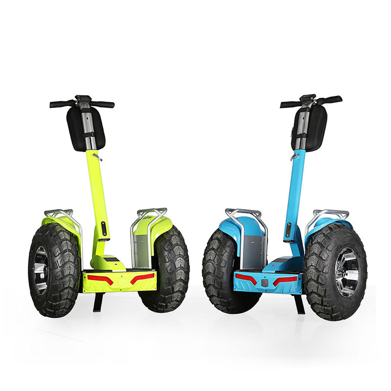 Big Wheel Two Wheeled Self Balancing Scooter Mobility Off Road Brushless 4000W Motor