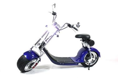 Chiny 2 Wheel Electric Scooter For Adults , 1000 watt Fat Tires Citycoco Electric Scooter fabryka